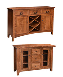Servers and Sideboards