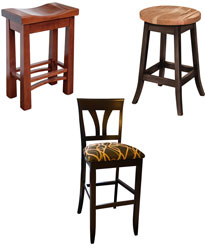 Stools and Bar Chairs