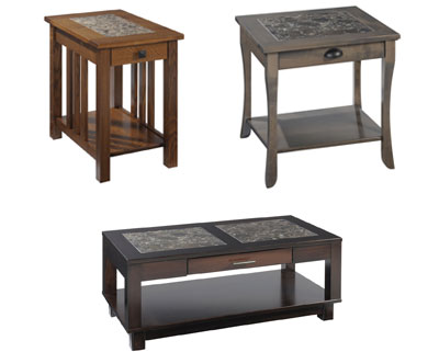 Cambria Occasional Tables