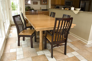 Alexander Chairs and Madison Table