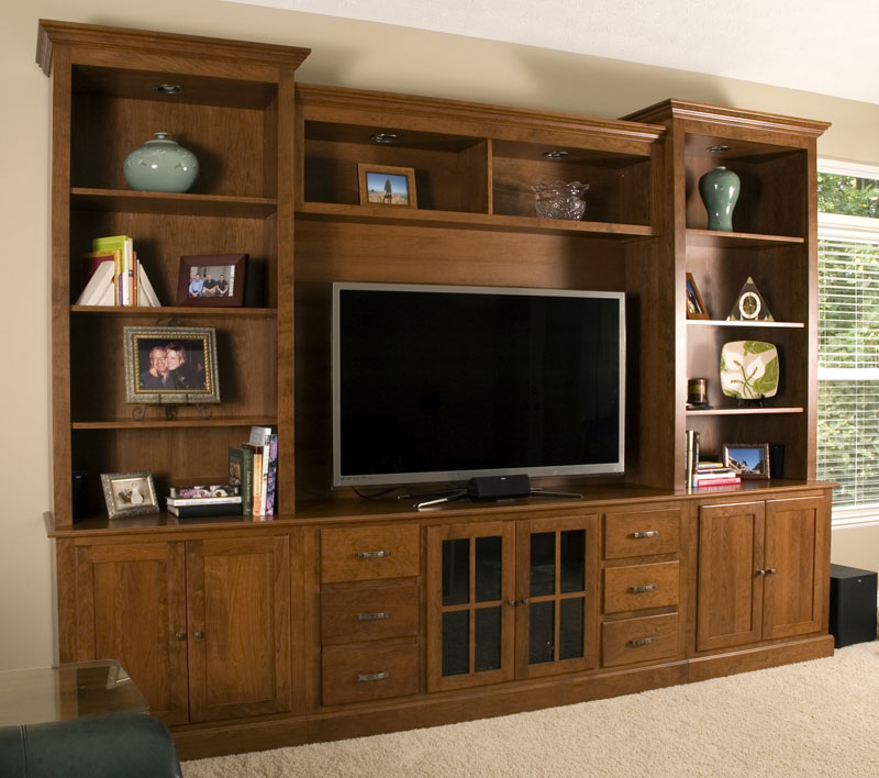 Tangry Entertainment Center