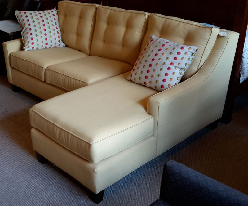 Brody Left Arm Loveseat and Right Arm Chaise - CLEARANCE