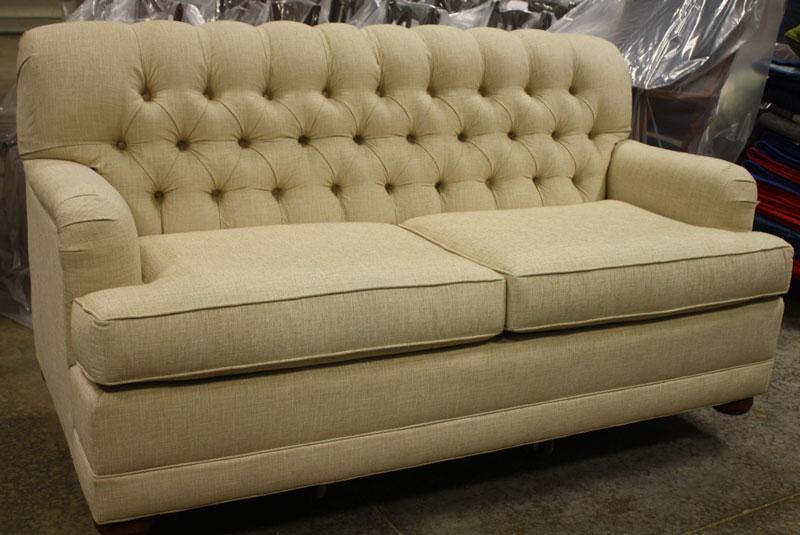 Tailor Made Sofa 6620-75 - Ohio Hardwood Furniture