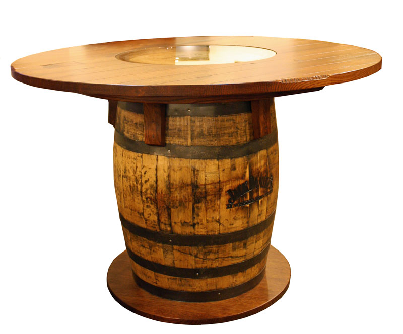 Barrel Bar Table Ohio Hardwood Furniture : Jack Daniels Pub table web from www.ohiohardwoodfurniture.com size 800 x 664 jpeg 68kB