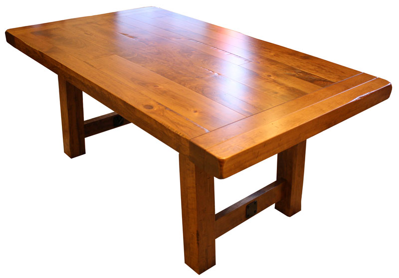 Settler's Trestle Table