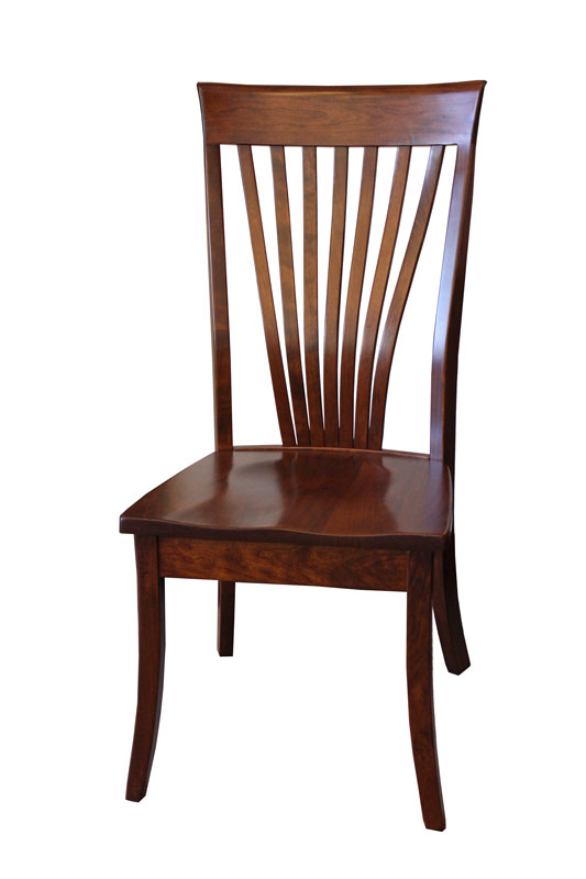 Christy Fan Back Side Chair