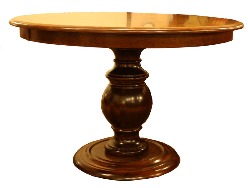 Roseville Pedestal Table