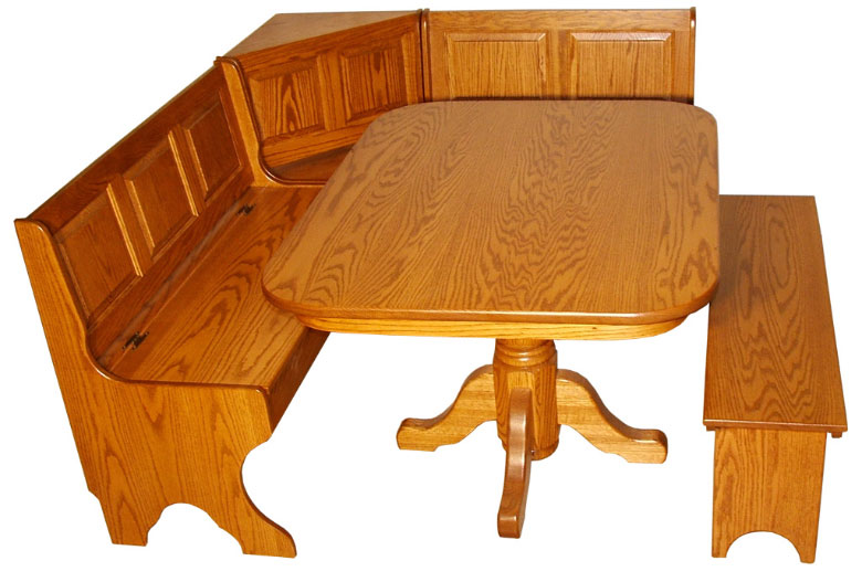 dining table sets breakfast nooks traditional corner breakfast nook set with rectangular table and bench amish corner breakfast nooks