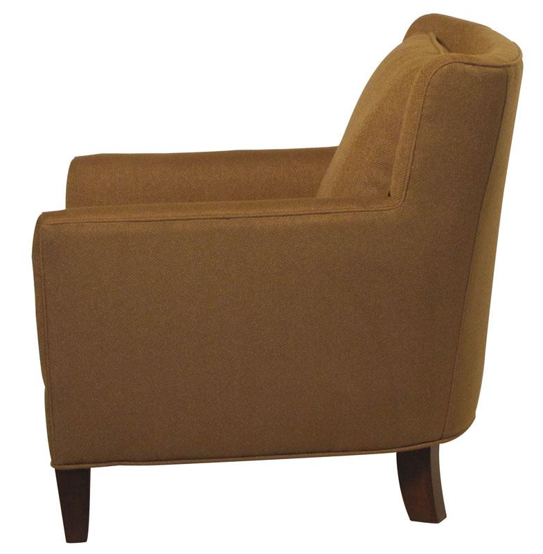 342C Lounge Chair Ohio Hardwood Furniture