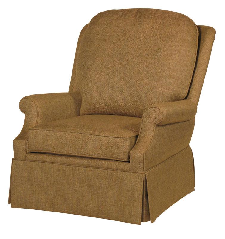615SR Swivel Rocker Ohio Hardwood Furniture