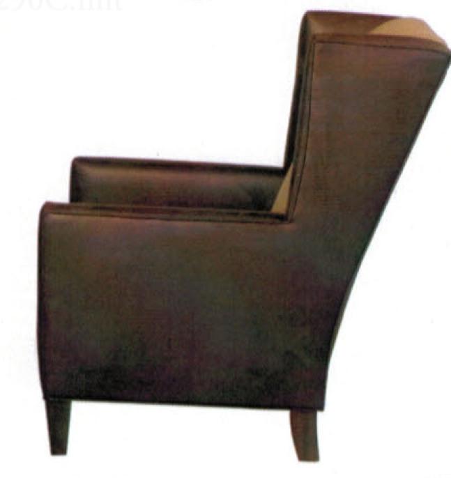 Wing Chair 290C Ohio Hardwood Furniture