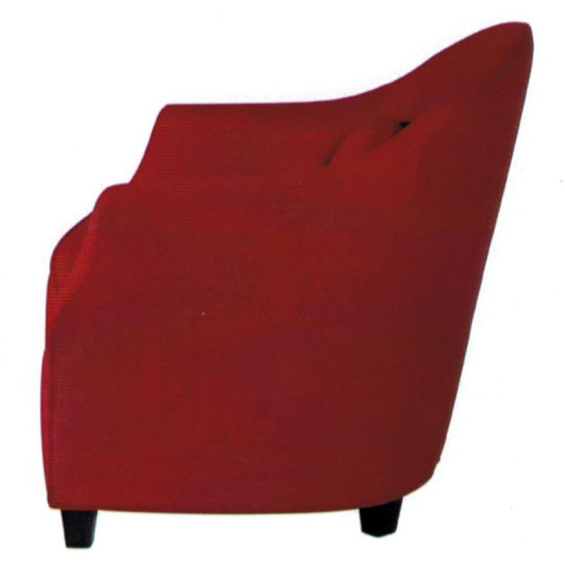 Lounge Chair 436C Ohio Hardwood Furniture