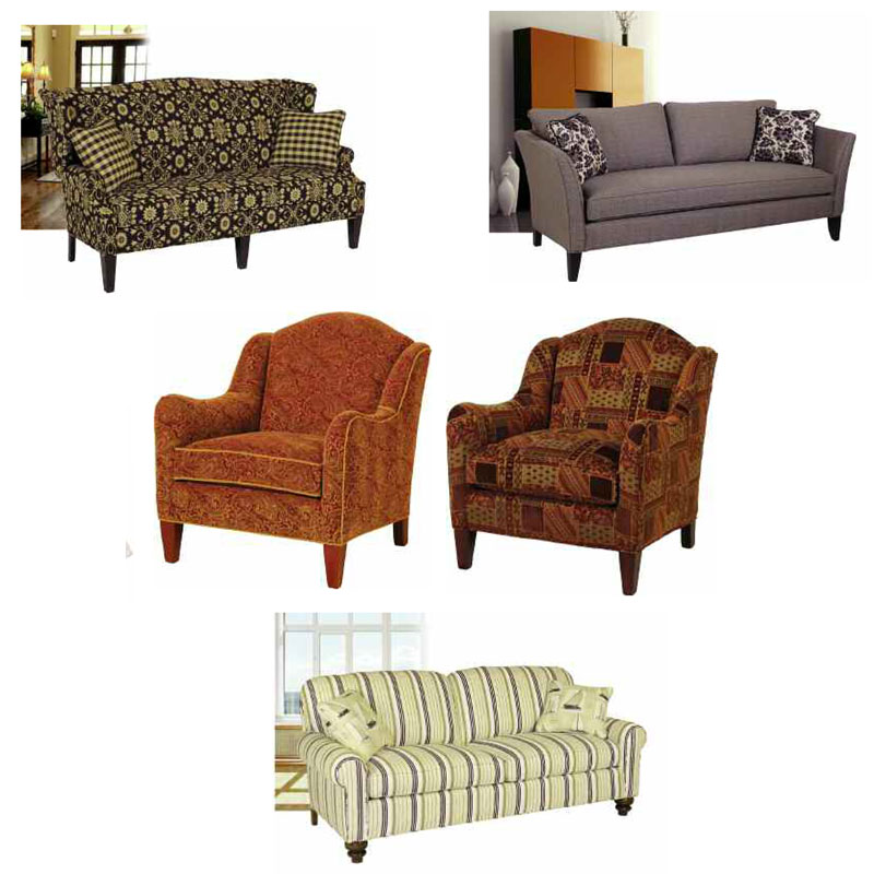 Hallagan Upholstered Furniture - How It's Made!