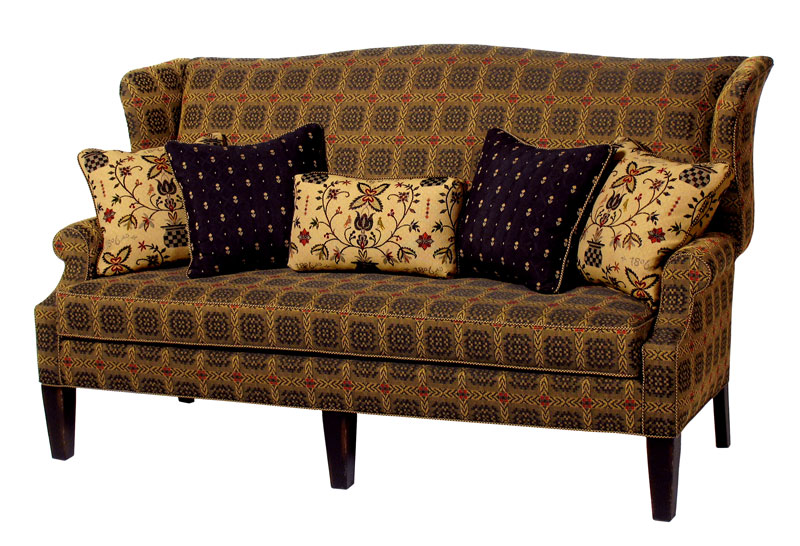 Hudson Sofa Ohio Hardword Upholstered Furniture