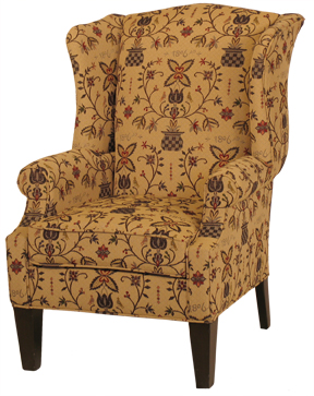 Hudson Upholstered Chair