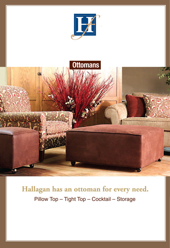 Hallagan Ottomans