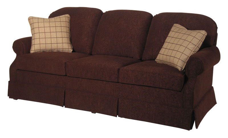 Seneca Sofa Ohio Hardwood Furniture