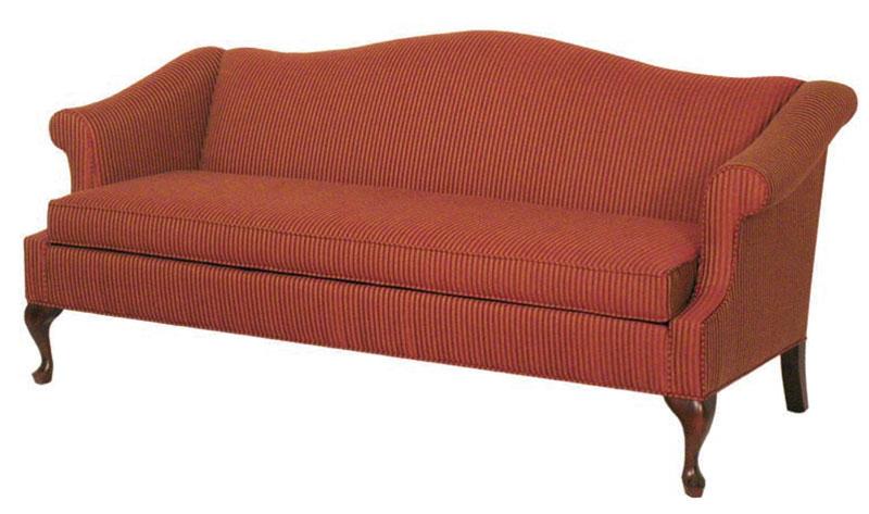 Dover Sofa 418 Ohio Hardwood Furniture