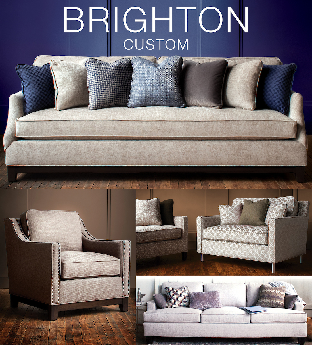 Brighton Custom Design