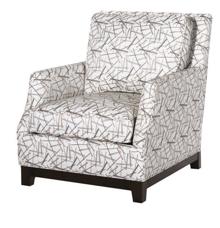 Mansfield Chair Ohio Hardwood Furniture