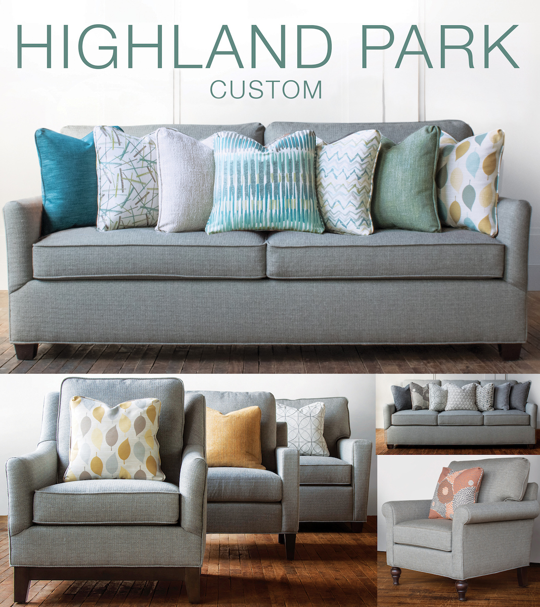 Highland Park Custom Design