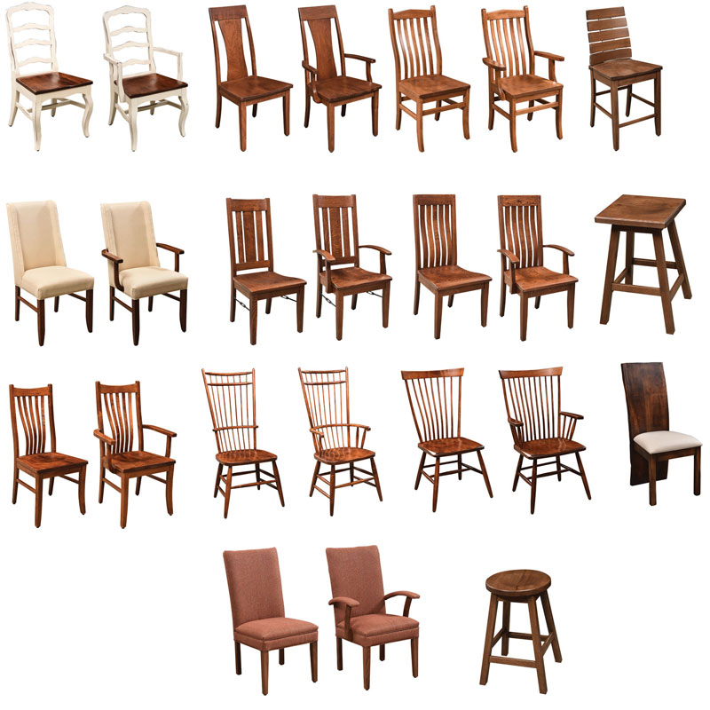 Abbington Dining Chairs