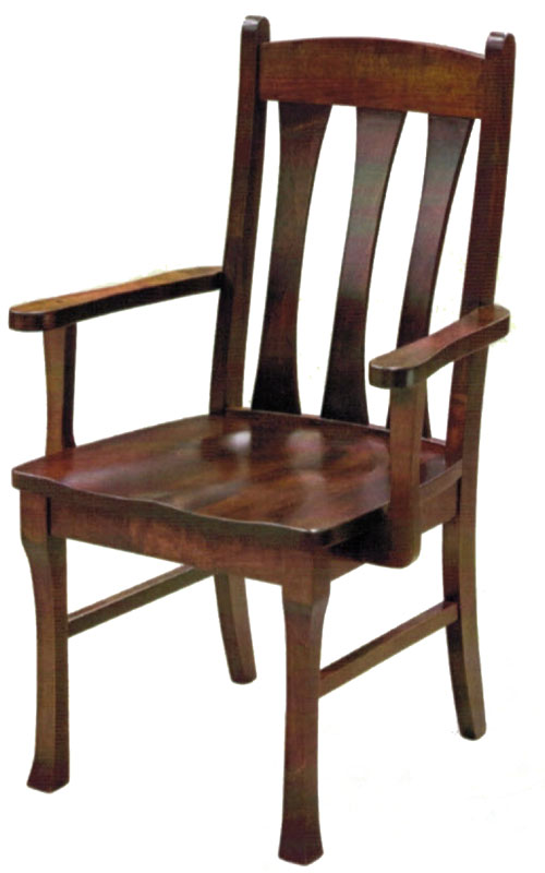 Cluff Arm Chair