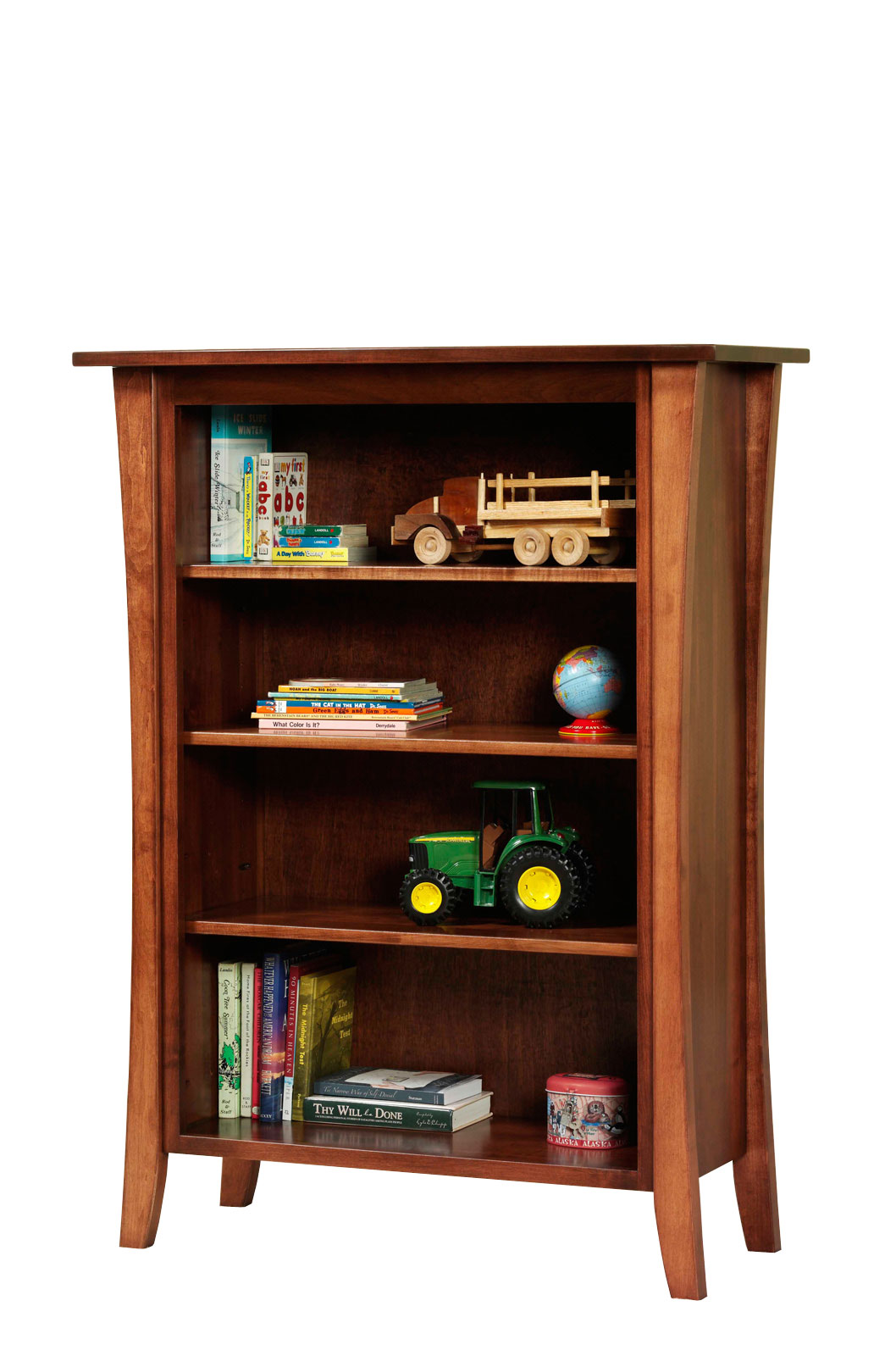 Manhattan Childrens Bookcase Ohio Hardwood Furniture : Manhattan Bookcase2 from www.ohiohardwoodfurniture.com size 1058 x 1600 jpeg 186kB