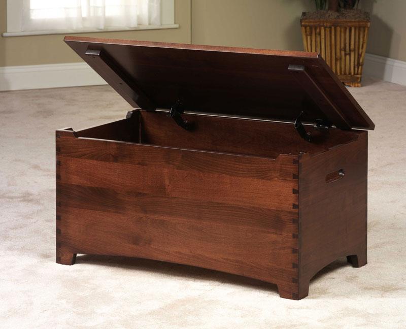 Dovetail Toy Box Ohio Hardword Amp Upholstered Furniture