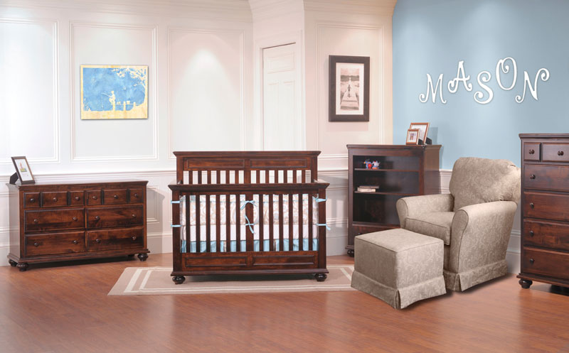 Antoinette Collection Crib Set