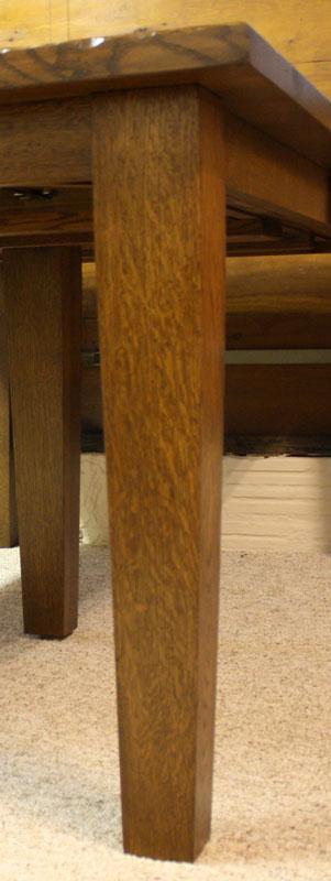 Attrayant Big Leg Shaker Table Leg