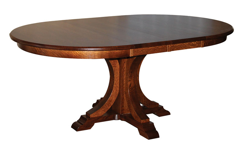 Buckeye SinglePedestal Table