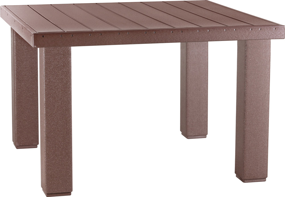 4' Square Contemporary Table