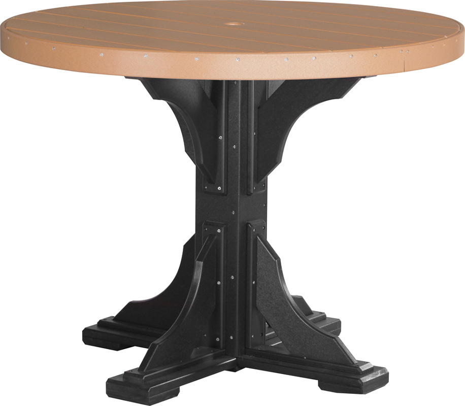 4' Round Poly Table