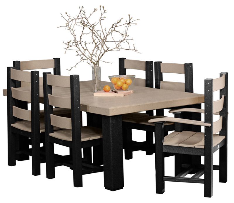 4 39 x 6 39 contemporary table for Table de x 6