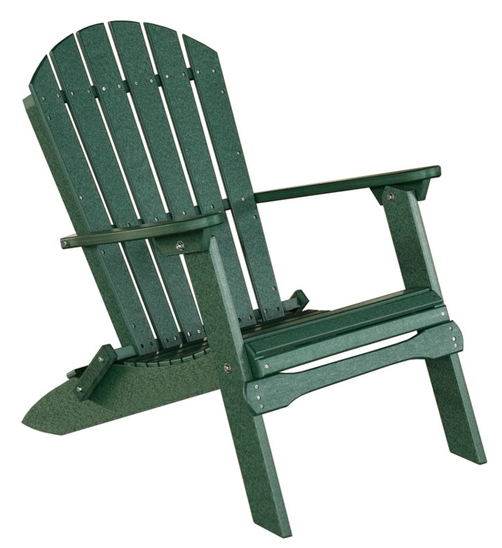 folding adirondack chair ohio hardwood furniture. Black Bedroom Furniture Sets. Home Design Ideas