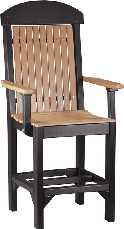 Poly Captain Chair