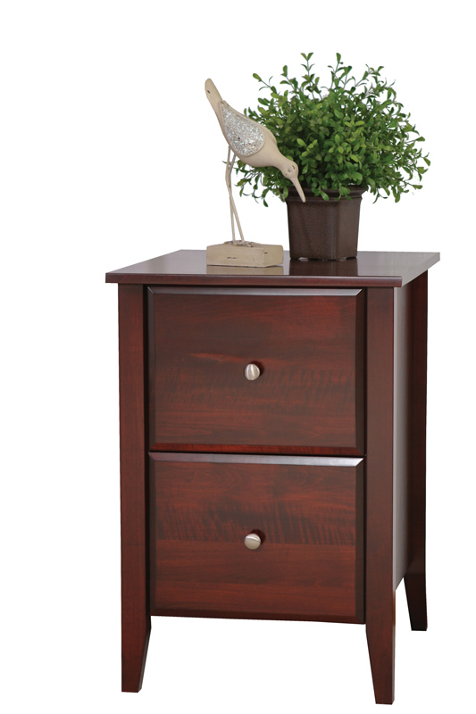 Hampton 2-Drawer File Cabinet