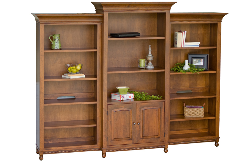Henry Stephens 3 Piece Bookcase