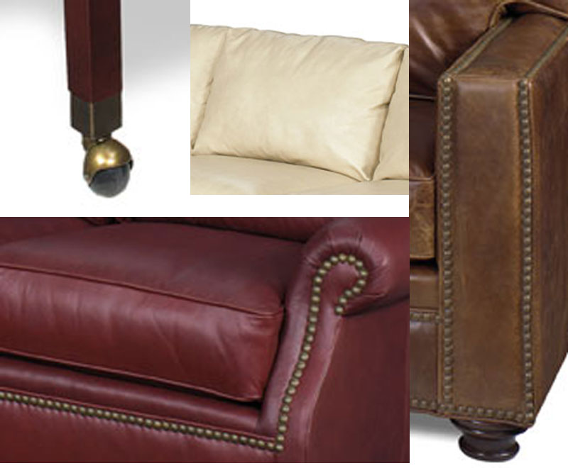 McKinley Cushions, Casters, Throw Pillows and Nail Treatments