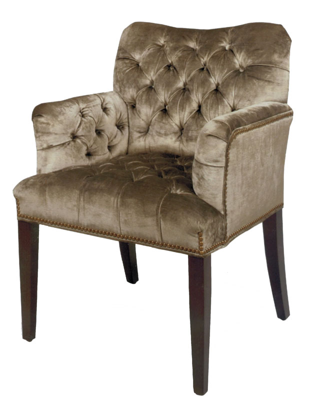 227 Louis Tufted Chair