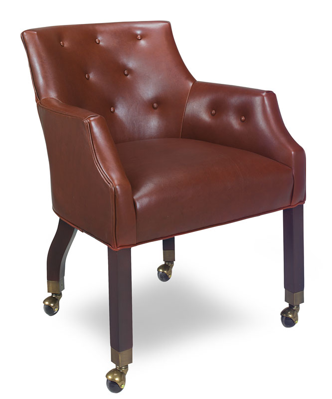 254 C Pinewild Game Chair With Casters
