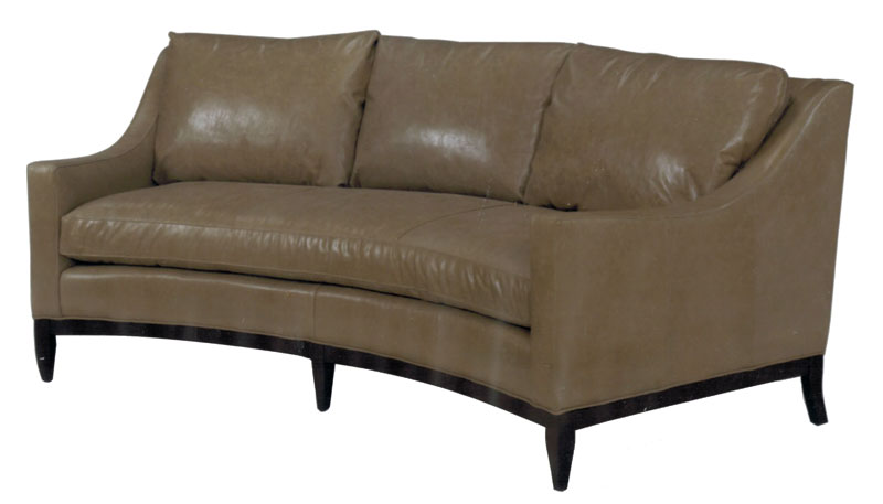 4214 Quincy Curved Sofa