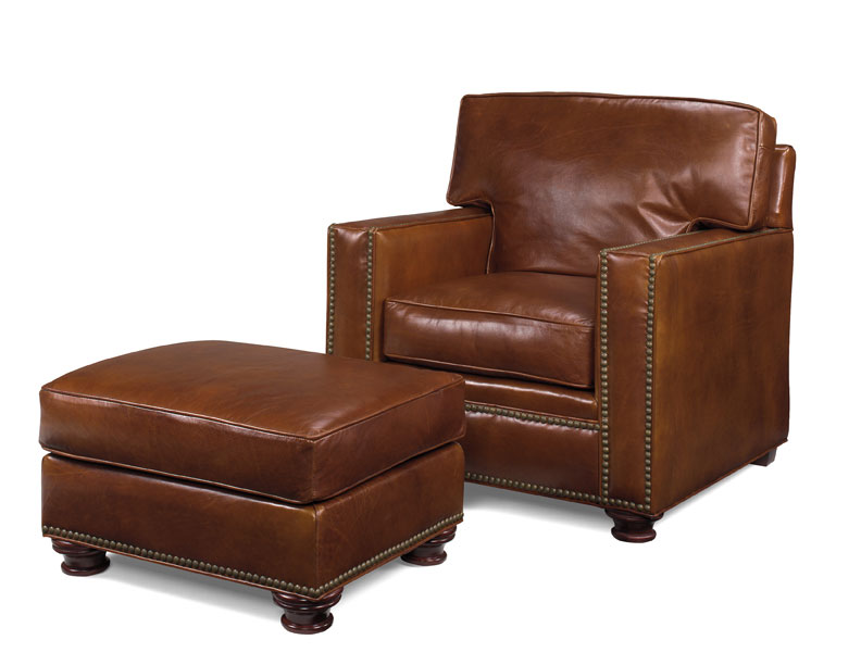Houston Ottoman 2130 and Houston Chair 2131