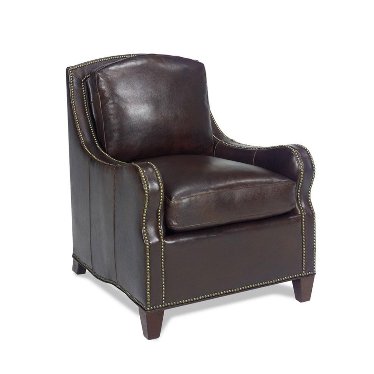 Magnificent Mckinley Leather Ohio Hardwood Upholstered Furniture Inzonedesignstudio Interior Chair Design Inzonedesignstudiocom