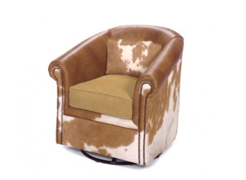 234 S Marshall Barrel Chair With Swivel