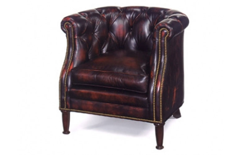 252 Tufted Tub Chair