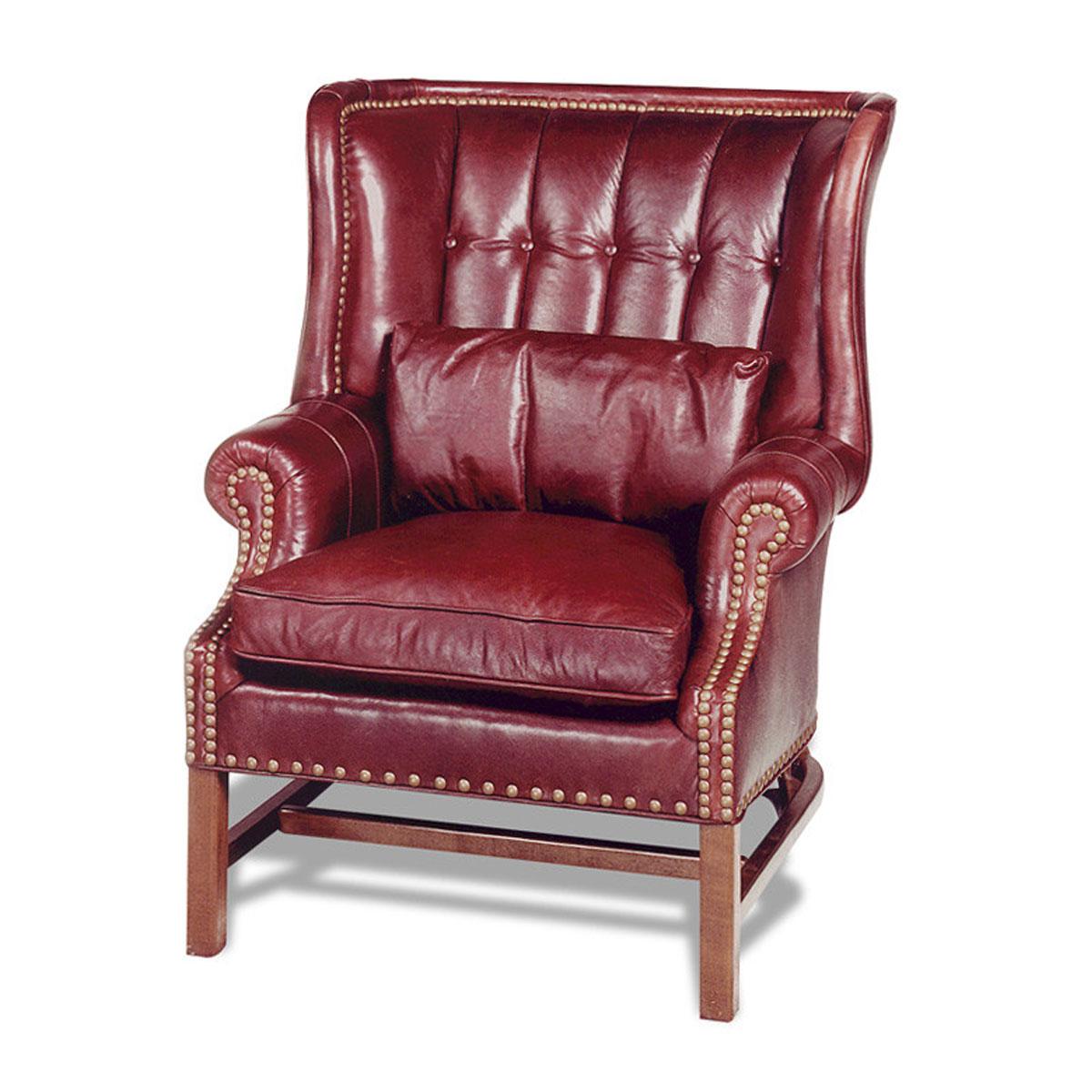 Sensational 261 Hamilton Library Wing Chair Ohio Hardwood Furniture Spiritservingveterans Wood Chair Design Ideas Spiritservingveteransorg