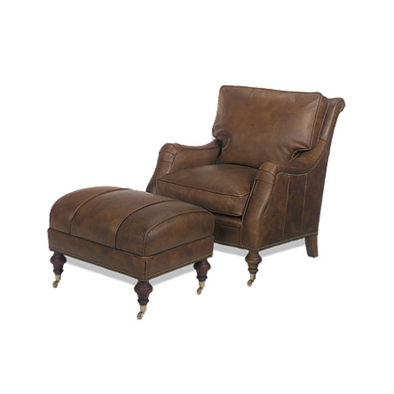 3401 Savannah Lounge Chair and 3400 Savannah Ottoman