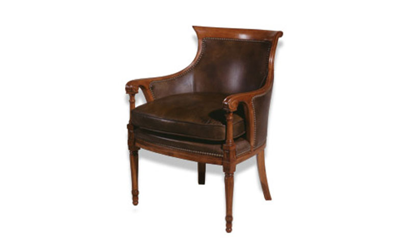 J. Neal Carved Chair 507